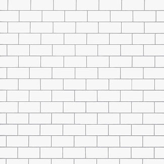 The cover image from Pink Floyd's 'The Wall'